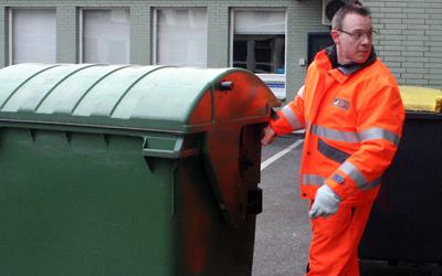 Martin Börschel ein Tag bei den Abfallwirtschaftsbetrieben