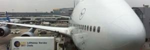 Boing 747 der Lufthansa (Foto: Risse)