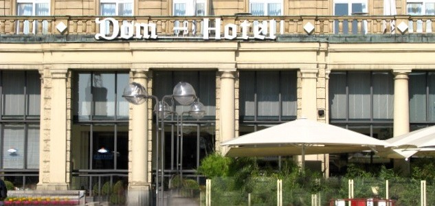 Foto vom Dom Hotel.