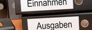 Einnahmen- und Ausgabenordner Foto: Fotalia.de