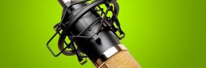 Recording Studio Microphone - Foto: http://download.fotolia.com/DownloadContent/1/nBQTrNr9Rwp4QEQDKpGeJA3R0viJlbXP, http://de.fotolia.com/CheckoutOrder