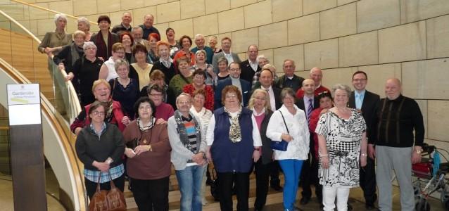 Mitglieder des OV Buchheim