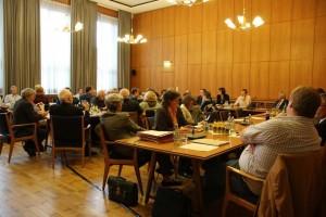 2014-05-28 - erste Fraktionssitzung