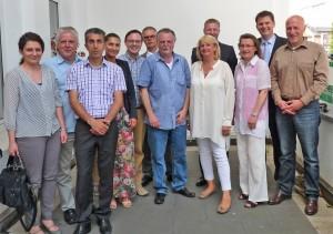 SPD-Vertreter im Integrationsausschuss-web